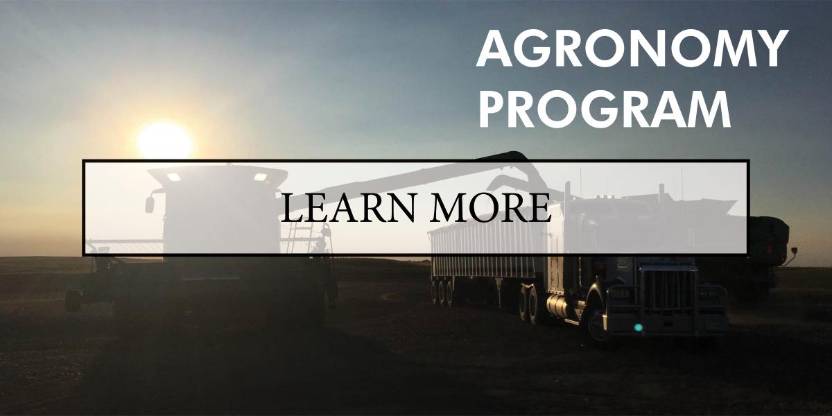 Agronomy Program